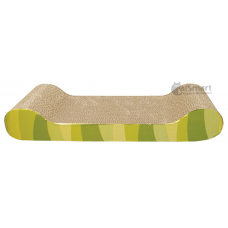 Catit Scratcher Lounge With Catnip Jungle Stripes