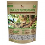 Cat Love Daily Scoops Recycled Paper Litter 25Lb (2 Packs)