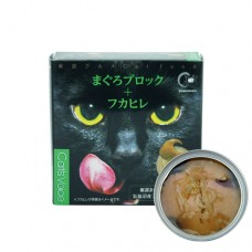 Cat's Voice Gourmet Tuna with Shark Fin 80g (6 Cans)