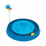 Catit Play 3-In-1 Circuit Ball Toy With Catnip Massager