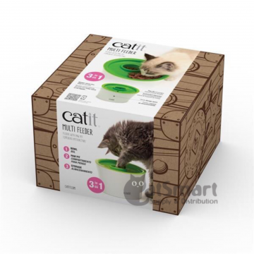 Catit Multi Feeder 3 in 1
