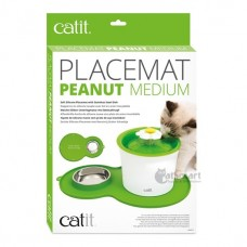 Catit Placemat Peanut (M) Green