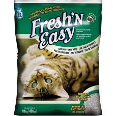 Catit Fresh 'N Easy Cat Litter Pine Scent 18kg