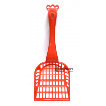 Cat Litter Scoop Red