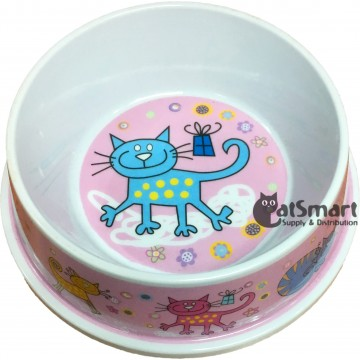 Cat Bowl (S) Colourful Presents