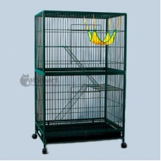 Tesoro Collapsible Cage Black C10