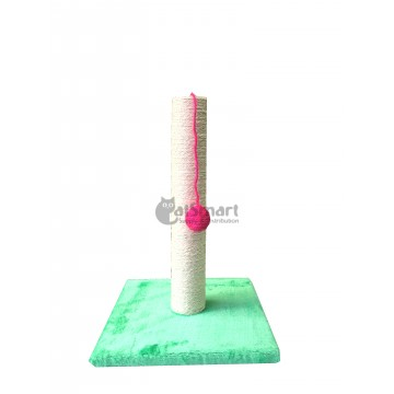 Scratching Post Square Base BH20 Green