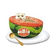 Cattyman Cool Watermelon Fruit Shape Bed
