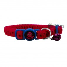 Doco Puffy Collar Red