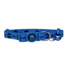 Doco Loco Collar Blue Fish