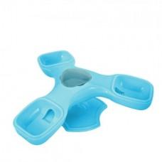 Dooee Rotate N Balance Blue Toy