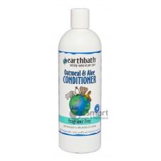 Earthbath Oatmeal & Aloe Fragrance Free Conditioner 472mL