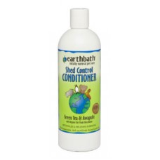 Earthbath Shed Control Green Tea & Awapuhi With Organic Fair Trade Shed Butter Conditioner 472ml