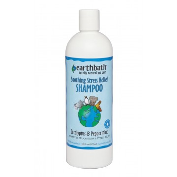 Earthbath Soothing Stress Relief Eucalypyus & Peppermint Shampoo 472mL