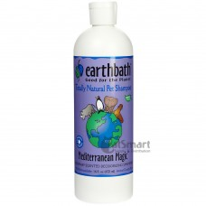 Earthbath Deodorizing Mediterranean Magic Shampoo 472mL