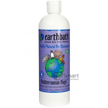 Earthbath Deodorizing Mediterranean Magic Shampoo 472mL