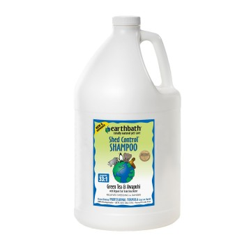 Earthbath Shed Control Shampoo 1 Gallon