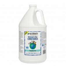 Earthbath Oatmeal & Aloe Fragrance Free Conditioner 1 Gallon