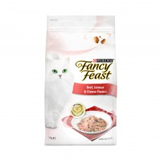 Fancy Feast with Beef, Salmon & Cheese 1.4kg