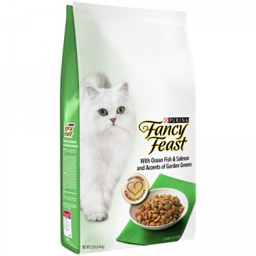 Fancy Feast with Ocean Fish & Salmon 1.36kg