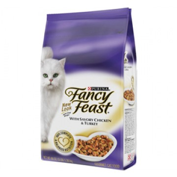 Fancy Feast with Savory Chicken & Turkey 1.36kg