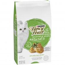 Fancy Feast Gourmet Naturals with White Meat Chicken 1.54kg