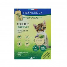 Francodex Insect Repellent Collar for Kitten