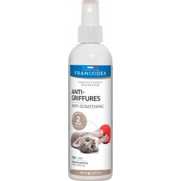Francodex Anti-Scratching Spray for Kittens & Cats 200ml
