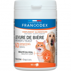 Francodex Brewers Yeast (Healthy Coat) 60s