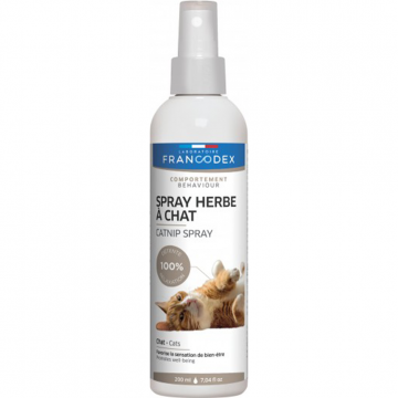Francodex Catnip Spray for Kittens & Cats 200ml