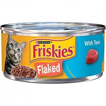 Friskies Flaked with Tuna 156g