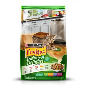 Friskies Indoor Delights 1.1kg