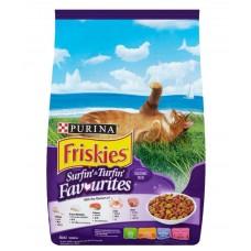 Friskies  Surfin & Turfin 1.2kg