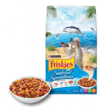Friskies Seafood Sensation 450g