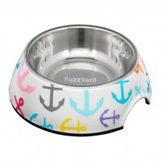 FuzzYard Easy Feeder Ahoy! (Small) Pet Bowl 190ml