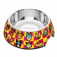 FuzzYard Easy Feeder Doggoforce (Small) Pet Bowl 190ml