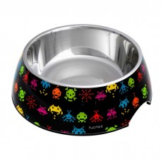 FuzzYard Easy Feeder Space Raiders (Small) Pet Bowl 190ml