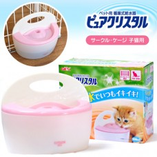 Gex Pure Crystal Cat Drinking Fountain 900mL