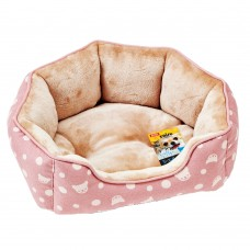 Gonta Club Shell Bed S Pink
