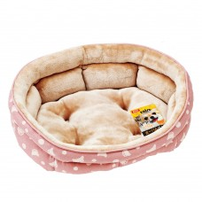 Gonta Club Oval Bed S Pink