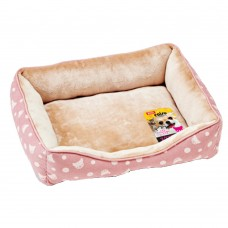 Gonta Club Square Bed S Pink