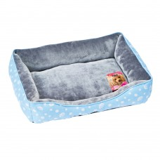 Gonta Club Square Bed M Blue