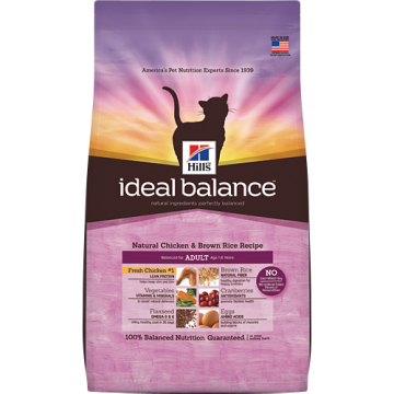 Ideal Balance Adult Natural Chicken & Brown Rice 1.58kg