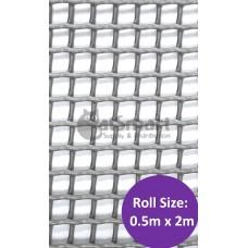 Kenford Multi-purpose HDPE Mesh Rectangular 6mm 005 Grey