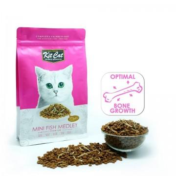 Kit Cat Mini Fish Medley 1.2kg