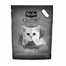 Kit Cat Classic Crystal Charcoal 5L