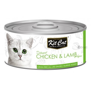 Kit Cat Country Fresh Deboned Chicken & Lamb 80g