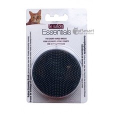 Le Salon Essentials Cat Round Rubber Grooming Brush
