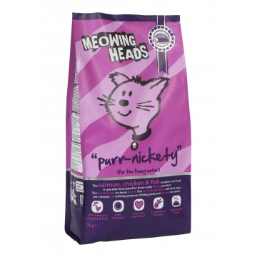 Meowing Heads Pur Nickety 250g