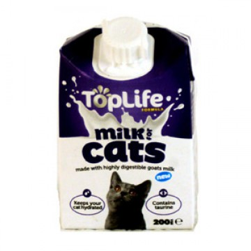 TopLife Cats Milk 200ml